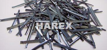 钢锭铣削型钢纤维-哈瑞克斯钢纤维科技有限公司-亚洲混凝土世界博览会